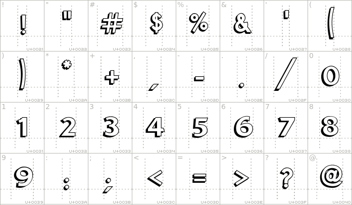 Almost Japanese Comic Font