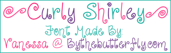 Curly Shirley Font