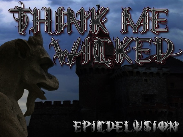 Think Me Wicked Font