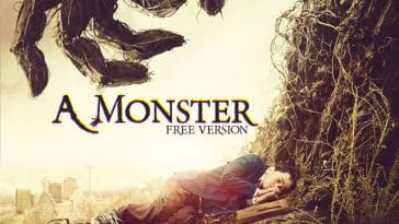 A Monster Free Font