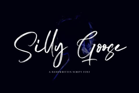 Silly Goose Font