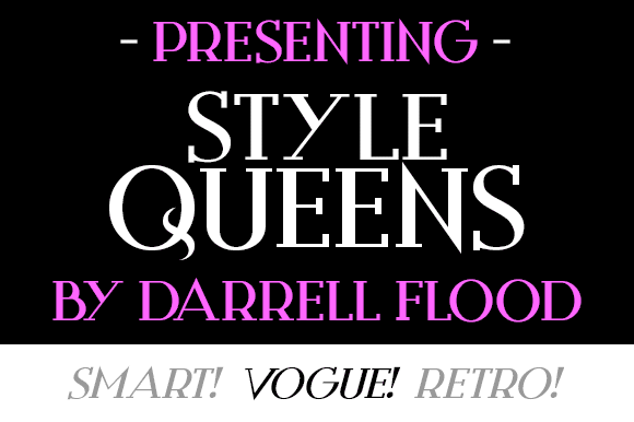Style Queens Font