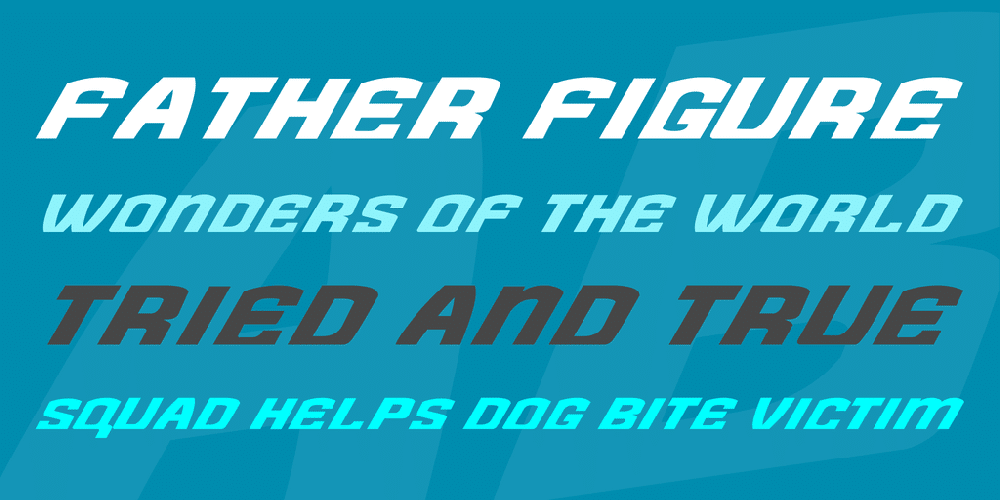 Need for Font 2