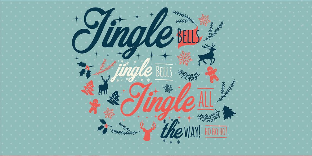 Merry Christmas Font Family  2
