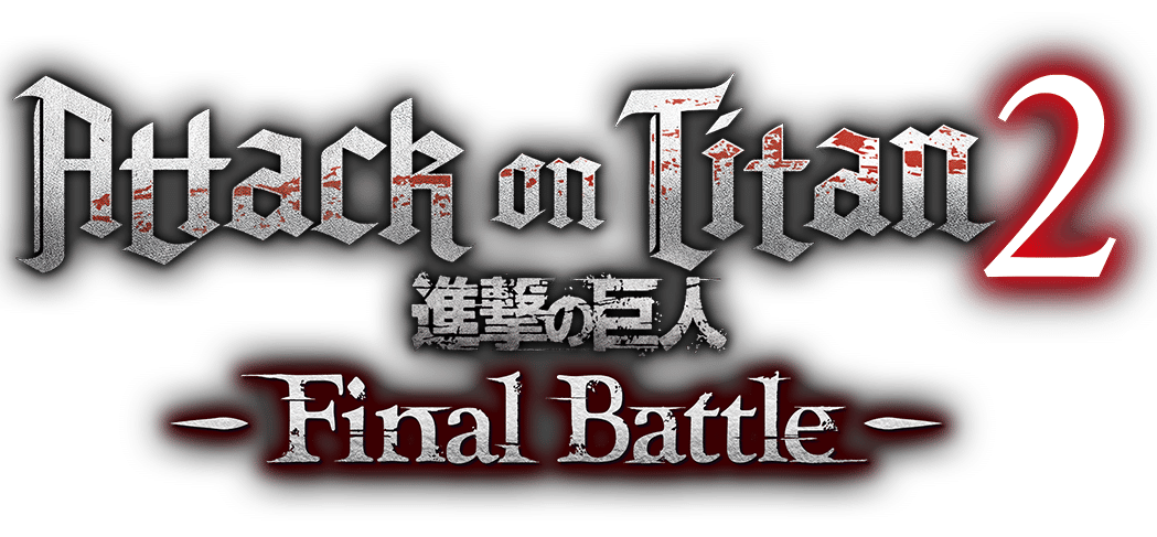 Linotext Font Attack on Titan Font