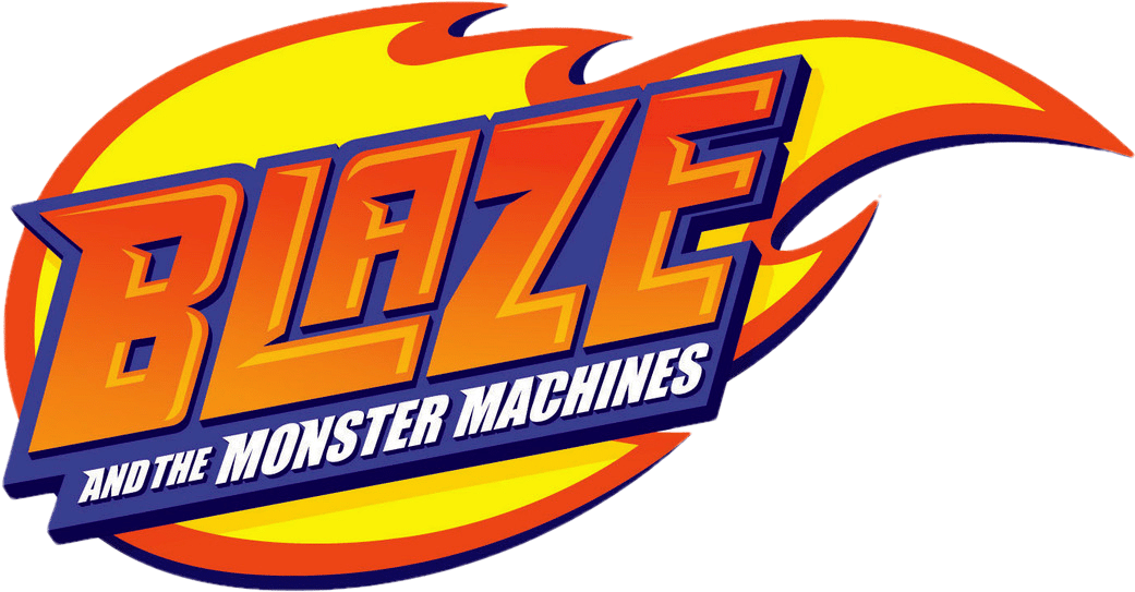 Paladins Blaze And The Monster Machines Font